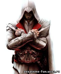 Assassins Creed Brotherhood Эцио Аудиторе главные герои