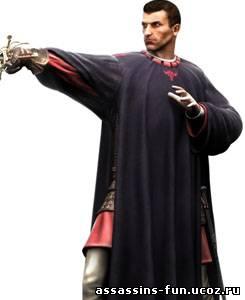 Assassins Creed Brotherhood Никколо Макиавелли главные герои